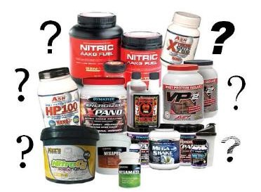 Are Bodybuilding Supplements Healthy