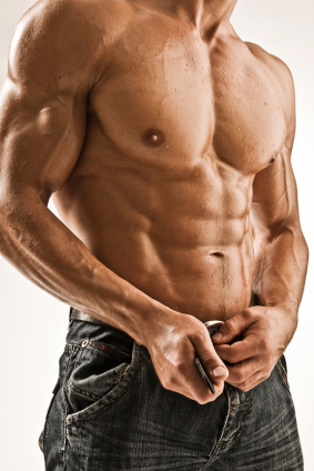 muscle definition and separation