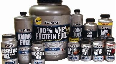 Twin Labs Supplements